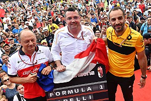 Boullier rejoint l'organisation du GP de France F1