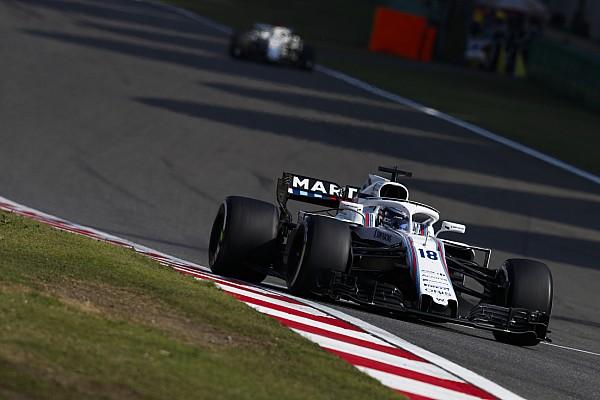 Formule 1 Actualités Williams a perdu de la vitesse de pointe avec sa F1 2018