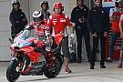 """Lorenzo admite que es """"posiblemente"""" su peor momento en Ducati"""