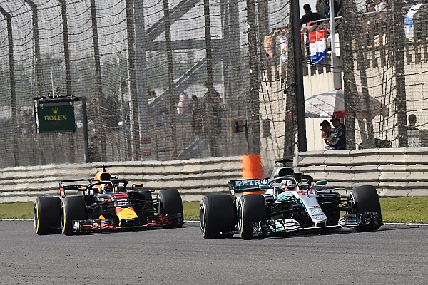 F1 突发新闻 汉密尔顿承认梅赛德斯不是当前最快的车队