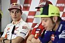 Videón, ahogy Marquez bocsánatot szeretett volna kérni Rossitól