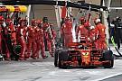 Le mécanicien de Ferrari opéré avec succès
