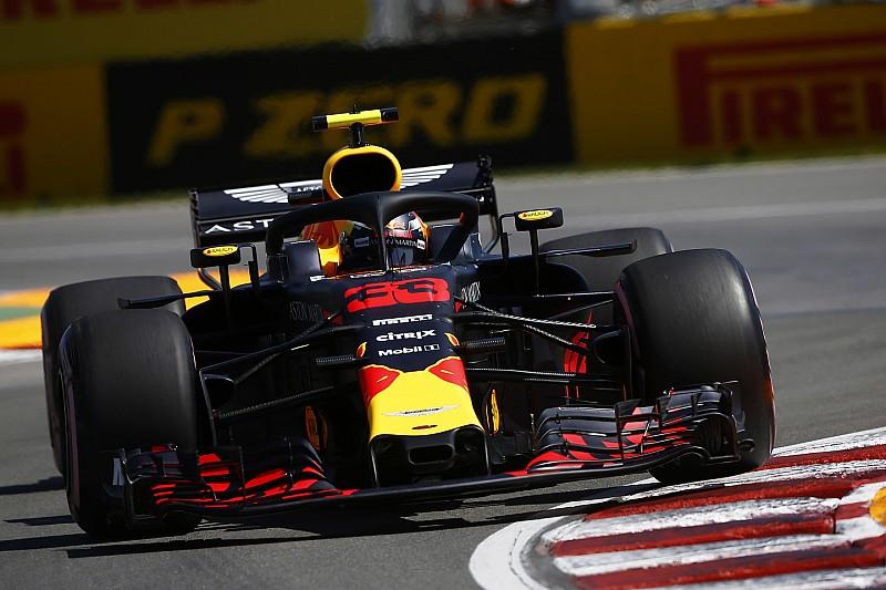 Kanada GP 2. antrenman: Günün lideri Verstappen!