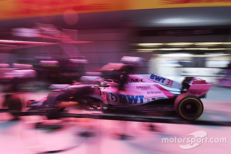 La enrevesada temporada 2018 de Force India, en fotos