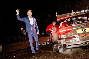 DTM News DTM-Champion Rene Rast ist ADAC Motorsportler des Jahres 2017
