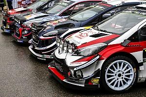Galería: los pilotos y coches que arrancarán la temporada 2019 del WRC