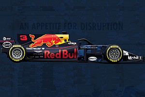 Quand les Red Bull RB13 et RB14 se comparent