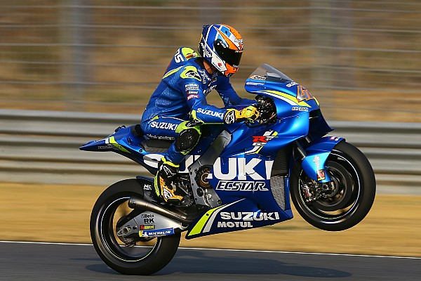 Rins centra la top 5 ed esalta la Suzuki: