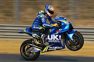 MotoGP Intervista Rins centra la top 5 ed esalta la Suzuki: