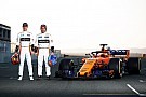 Formula 1 McLaren, 2018 MCL33'ü tanıttı!