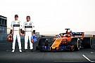 Formula 1 McLaren resmi perkenalkan mobil F1 2018, MCL33