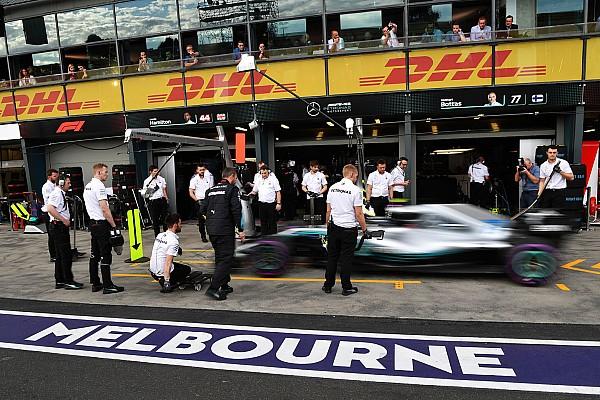 Formel 1 News Nach Bottas-Crash: Mercedes tauscht weitere Antriebskomponenten