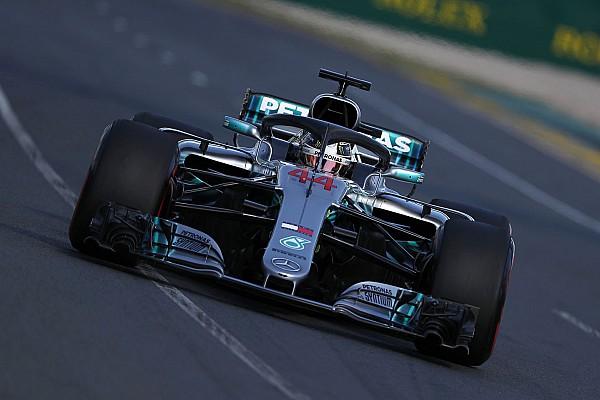 Hamilton: Rivals catching Mercedes