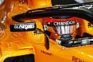 La FIA autorizza lo spostamento dei retrovisori sull'Halo