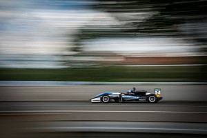 F3 Europe Qualifying report Norisring F3: Aron and Gunther share Sunday poles