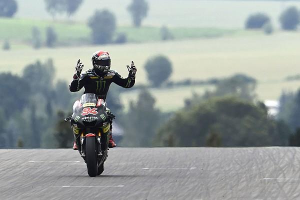 MotoGP Podium kedua, Folger janji terus tampil gemilang