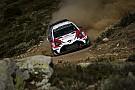 Новобранец Toyota проедет все оставшиеся этапы WRC