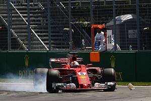 F1 分析 分析:为何2017赛季刹车对赛车影响更深?