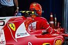 Verstappen: Raikkonen için üzgünüm