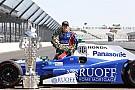 IndyCar Troféu da Indy 500 sai dos EUA pela primeira vez na história