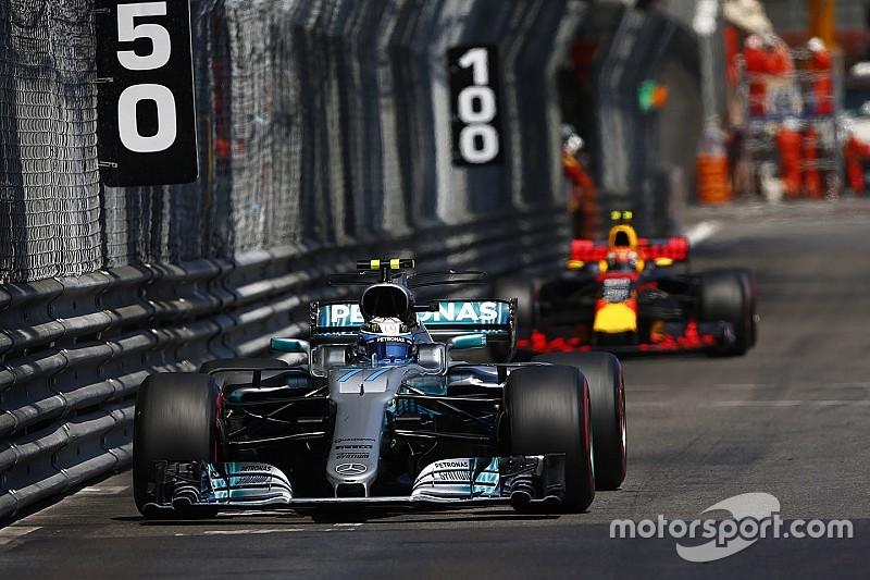 Bottas considère Monaco comme une exception pour Red Bull