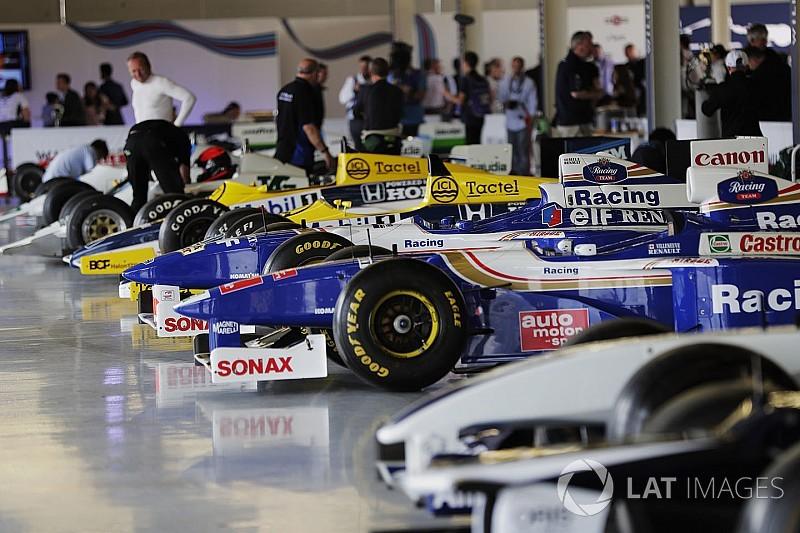 GALERI: Mobil F1 Williams sejak 1978