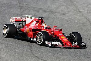 F1-Test Barcelona: Ferrari beginnt Formel 1 2017 vor Mercedes