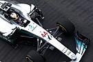 Galería: así es el nuevo W08 de Mercedes