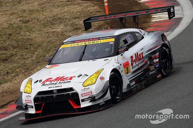 【スーパーGT】富士テスト初日:GT300はFIA-GT3勢好調。3号車が首位