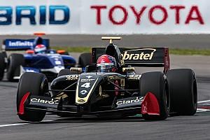 Formula V8 3.5 Crónica de Clasificación Fittipaldi logra doblete de poles y Celis saldrá tercero