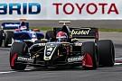 Formula V8 3.5 Triunfo de Fittipaldi en México y Celis es segundo