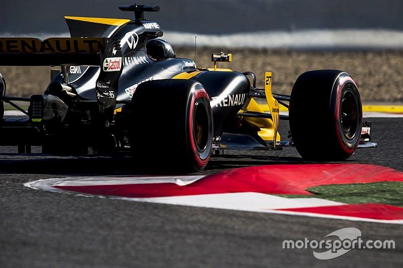 Хюлькенберг: Новые шины не позволят атаковать всю гонку