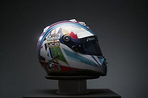 Формула 1 Важливі новини Martini розфарбує шолом Масси в нові кольори