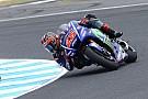 【MotoGP】豪テスト2日目:ビニャーレス唯一の1分28秒台でトップ