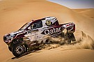 كروس كاونتري وضع اللمسات الأخيرة على رالي سيلين الصحراوي 2017