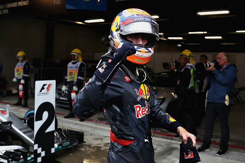 Jos Verstappen: Max surprised even me today