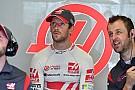 F1-Pilot Romain Grosjean: Muss mich am Funk etwas zurückhalten