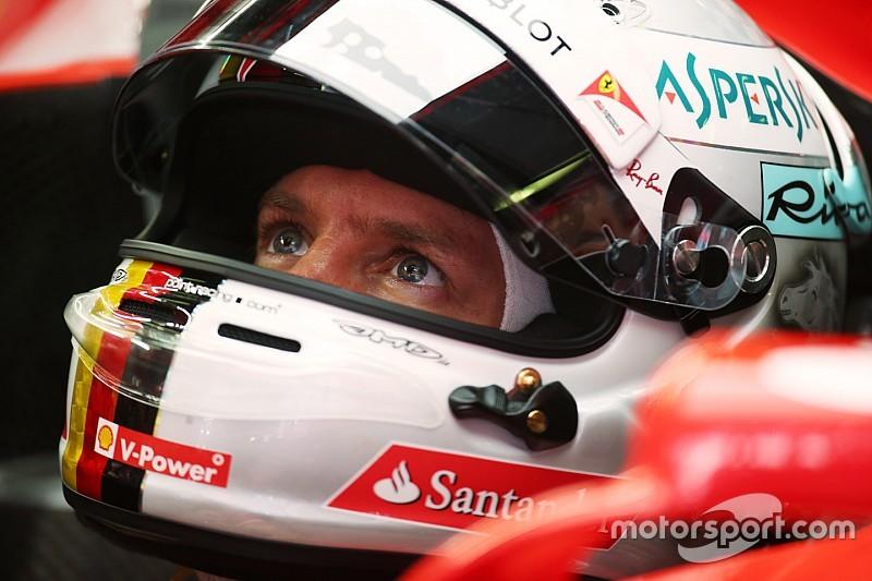 """Vettel: """"A veces parecía que otro dirigía mi barco y no era yo el capitán"""""""