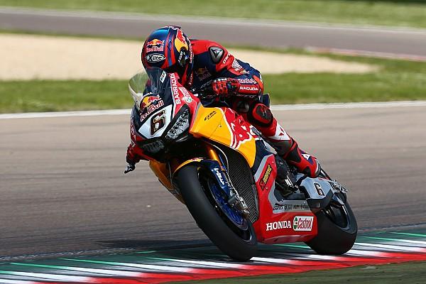 Riecco Giugliano: farà un test con il team Honda Red Bull SBK