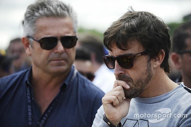 Де Ферран рассказал о подготовке Алонсо к «Инди 500»
