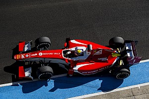 FIA F2 Qualifying report Jerez F2: Leclerc bags eighth pole of 2017 season