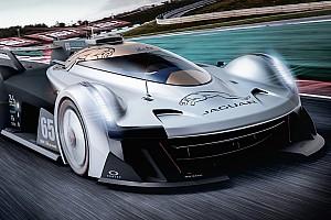 Автомобили Самое интересное Турецкий дизайнер создал концепт Jaguar для «24 часов Ле-Мана»