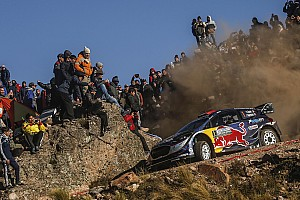 WRC News WRC Rallye Portugal: M-Sport schließt Teamorder nicht aus