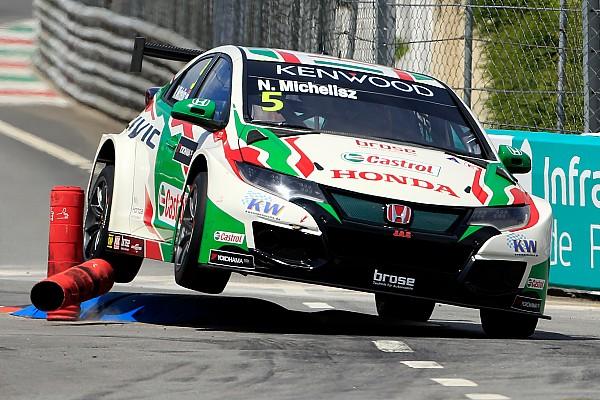 WTCC Gara La Main Race di Vila Real è di un Norbert Michelisz perfetto