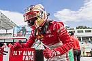 FIA F2 Leclerc marca quarta pole seguida e dedica a pai falecido