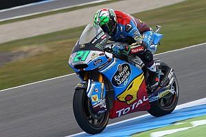 Moto2 Reporte de la carrera Morbidelli gana y demuestra a Luthi por qué es el líder
