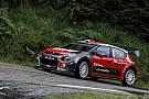 WRC Une des préparations