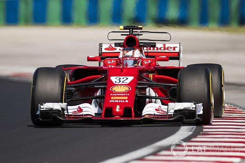 Macaristan testi 1.Gün: Leclerc, Vandoorne'u son anda geçti