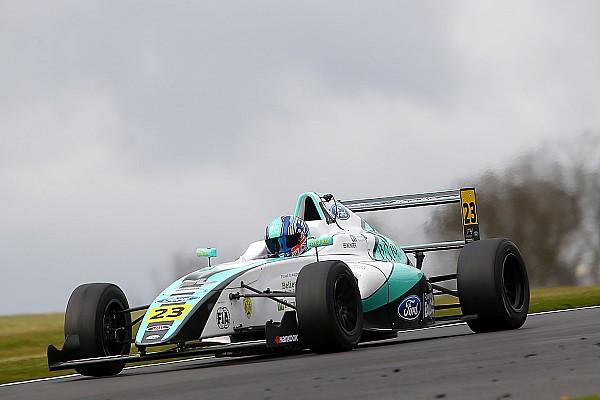 Formel 4 News Formel 4: Donington-Crash von Billy Monger wird von FIA untersucht