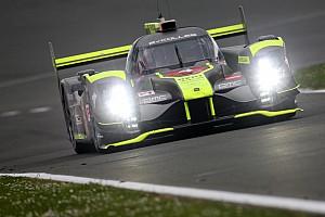 "Le Mans Breaking news Webb: ByKolles' Le Mans podium hopes ""not ridiculous"""